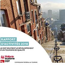 Rapport d'activités du CGT 2018