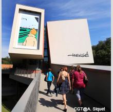 Musée Hergé fête ses 10 ans