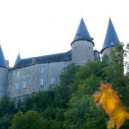 Château de Vêves, un des lauréats